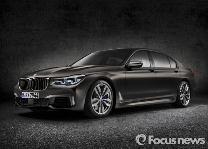 BMW 뉴 M760Li xDrive - BNW코리아 제공