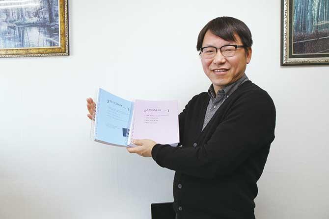 1997년부터 메르센 소수 공동프로젝트에 참여하고 있는 최경재 선생님은 새로운 메르센 소수가 발견될 때마다 그 숫자를 책으로 만들어 둔다. - 최경재 제공
