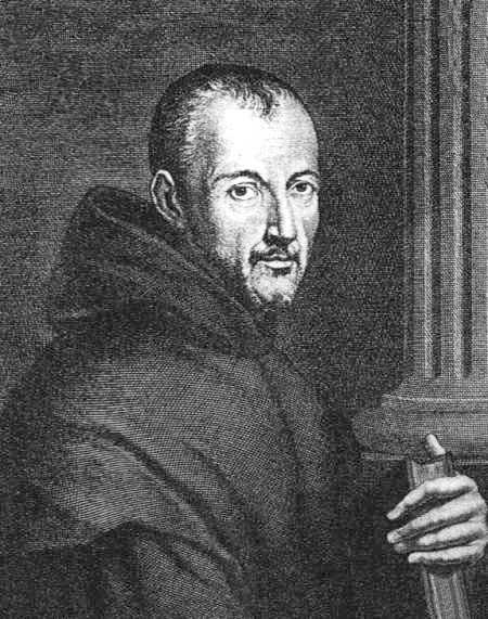프랑스의 수학자 마랭 메르센의 모습. 350년 전 메르센 소수를 처음 발견했다. - 위키미디어 제공