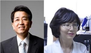 현택환 단장(사진 왼쪽)과 묵인화 교수 - 기초과학연구원(IBS) 제공