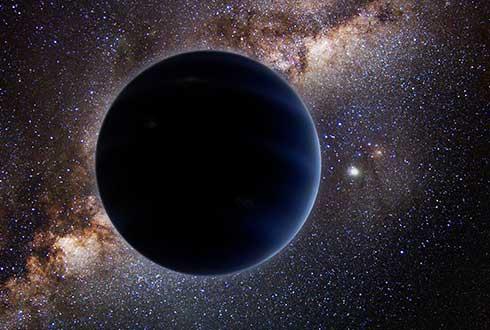 아홉 번째 행성을 찾아서