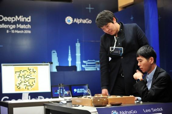 [알파고 2승] AI가 그리는 잿빛 vs. 장밋빛 미래