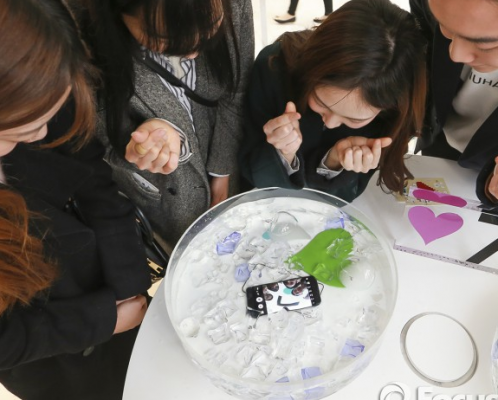 삼성전자, 갤럭시 S7 런칭 이벤트 'Touch ♥7' 개최