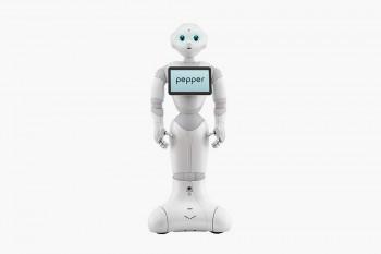 일본 소프트뱅크가 개발한 도우미 로봇