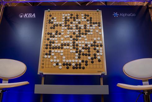[이세돌 vs 알파고]이세돌, 인공지능과의 대결에서 1승 4패 (상보)