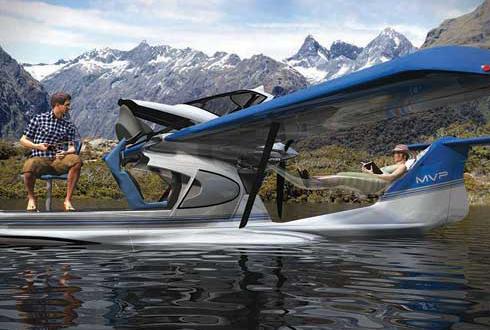 2억원, 물놀이 배로 변신하는 비행기