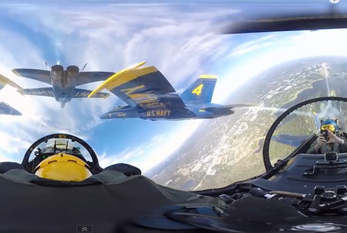 VR 영상 만드는 카메라의 정체: 360˚ 촬영 어떻게 가능한가