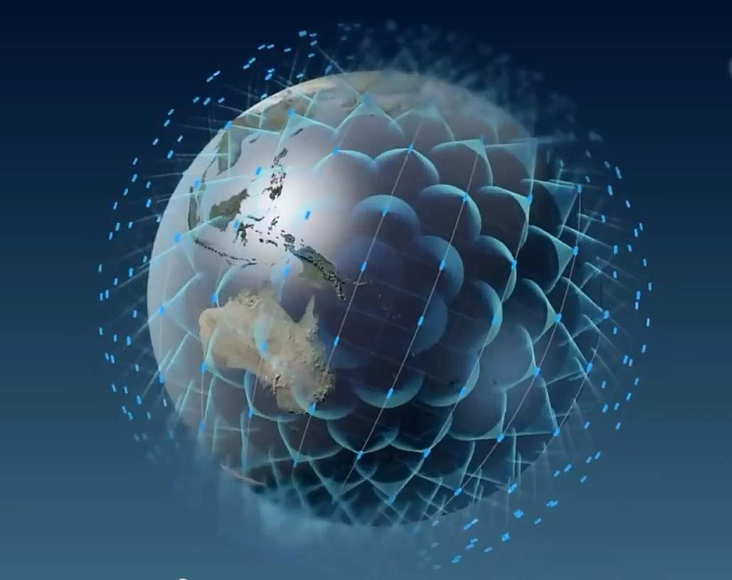 원웹은 2015년 6월 소형위성 설계를 위한 협정을 맺고, 내년 위성을 발사해 세계 무선네트워크를 묶겠다는 계획을 밝혔다. -에어버스 제공