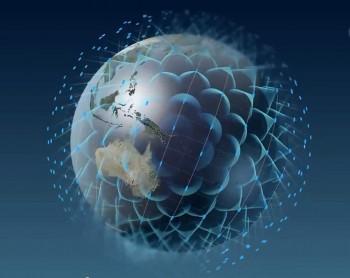 원웹은 지난 6월 소형위성 설계를 위한 협정을 맺고, 내년 위성을 발사해 세계 무선네트워크를 묶겠다는 계획을 밝혔다 - 에어버스 제공