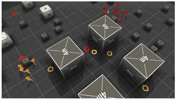 게임에서 길을 찾는 과정 - 인텔 디벨로퍼 존 제공