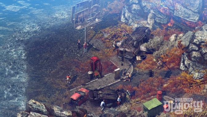 야생의 땅: 듀랑고 한 장면