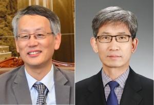 김인산 연구원(왼쪽)과 변영로 교수. - 한국과학기술연구원(KIST) 제공