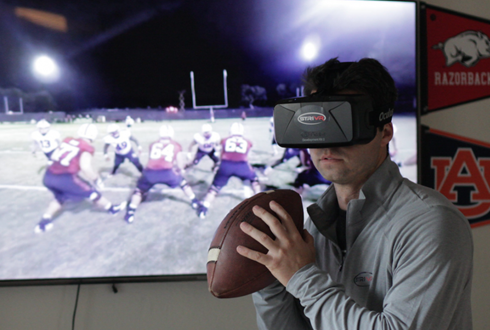 VR, 스포츠(Sports)를 담다