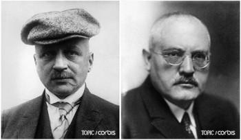 프리츠 하버와 카를 보슈는 촉매를 이용해 인류의 식량문제를 해결하는 하버-보슈법을 발명했다. 이들은 질소비료에 필요한 암모니아를 대량 생산하는 방법을 개발했다. - Wikipedia 제공