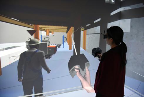 3D 가상현실(VR)로 원전 해체 현장 체험해보니