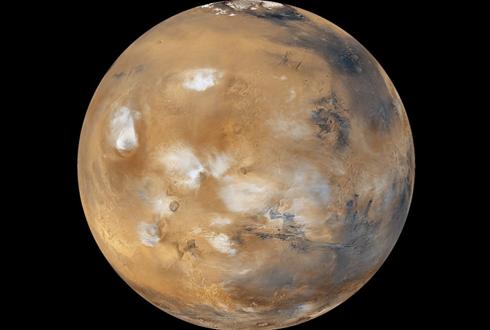 화성이 지금처럼 삐딱하게 도는 이유
