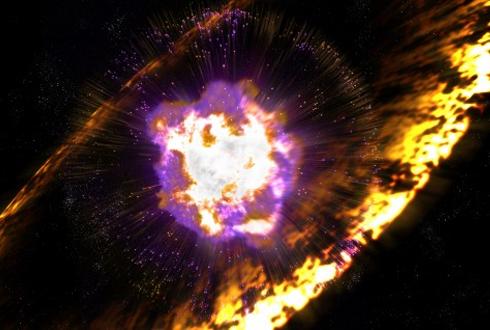 초신성 폭발로 지구 생명체 죽는 '킬존'은 어디까지