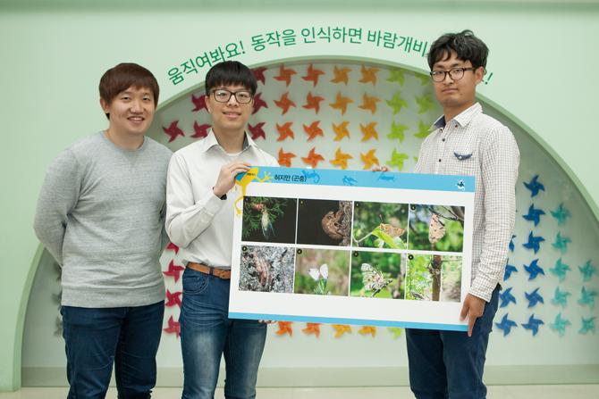 지사탐 어벤저스 배윤혁, 허지만, 성무성 학생. - 이서연(아자스튜디오) 제공