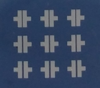 리튬과 탄소나노튜브를 적용한 박막 트랜지스터의 실제 모습. - 광주과학기술원(GIST) 제공