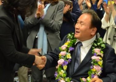 [4·13 총선] '과학도시' 민심은 더민주로…이상민 의원 4선 성공