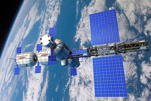 '우주 호텔'서 지구 내려다보는 화려한 휴식