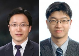 장호원 교수(왼쪽)와 김수영 교수. - 서울대 제공