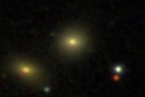 우리은하 40분의 1 크기 '미니타원은하'에도 블랙홀 존재