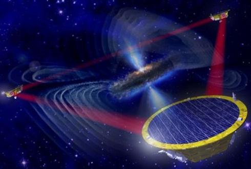 2029년에는 우주에서 직접 중력파 탐지한다