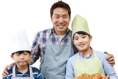 [샘킴 셰프와 함께한] 가족 사랑이 보글보글~ 오늘은 내가 요리사!