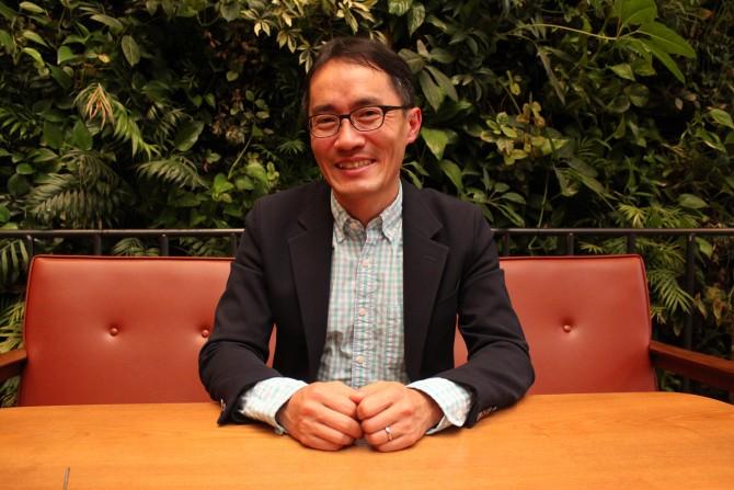 국내 초미세먼지 등을 연구할 '한미 협력 대기질 연구(KORUS-AQ)'의 미국 측 운영위원인 김세웅 어바인 캘리포니아대(UC어바인) 지구시스템과학과 교수. - 송경은 기자 kyungeun@donga.com