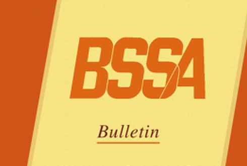 [과학을 보는 창, 저널] 미국지진학회지(Bulletin of the Seismological Society of America)