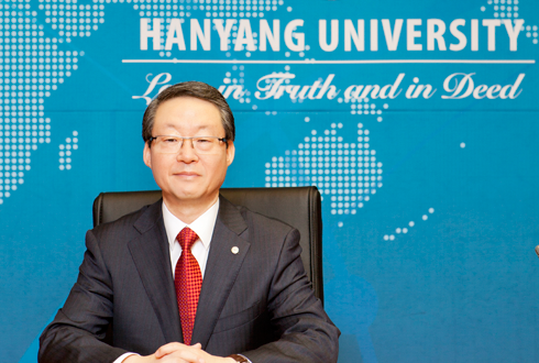 '연구하는 총장' 한양대 이영무 교수 '네이처'에 논문 게재