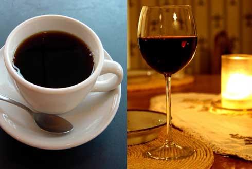 커피-레드와인, 장내미생물 다양성 높인다