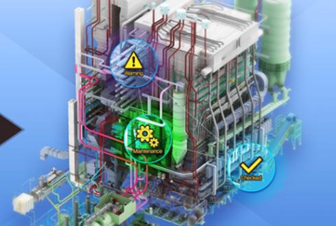 복잡한 화력발전소 정비 '사물인터넷' 기술로 해결