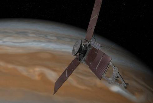 NASA 탐사선 '주노' 7월 4일 목성 궤도 진입