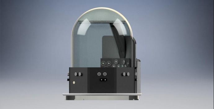 학생들이 개발한 우주헬멧 SSH의 이미지. - 미래부 제공