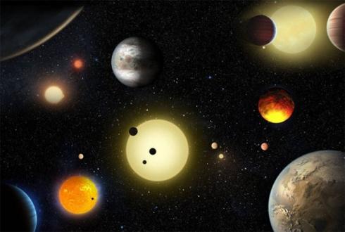 케플러 우주망원경, 외계 행성 1284개 더 찾았다