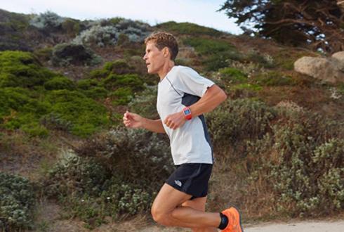 유전자 이상, 500km를 달릴 수 있는 남자