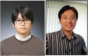 박진홍 교수(왼쪽)와 김용훈 교수. - 성균관대 제공