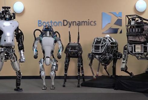 구글 떠나는 보스턴 다이내믹스, 대재앙의 시작?