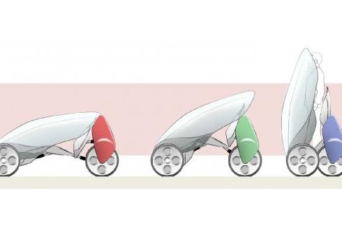UNIST, 기업과 손잡고 도심형 소형 전기차 만든다