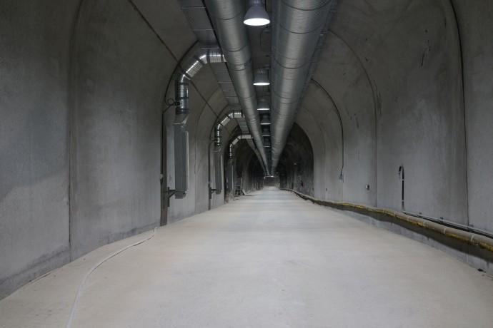 한국원자력연구원 지하처분연구시설(KURT)의 입구. 국내 유일한 지하연구시설(URL)로 향후 사용후 핵연료 영구처분 부지 선정 시에 도움이 될 연구를 진행하고 있다. - 대전=권예슬 기자 yskwon@donga.com 제공