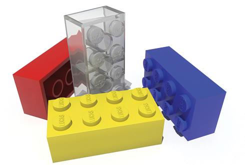 박스 오리면 '레고' 변신…국제 디자인대회 최우수상 수상