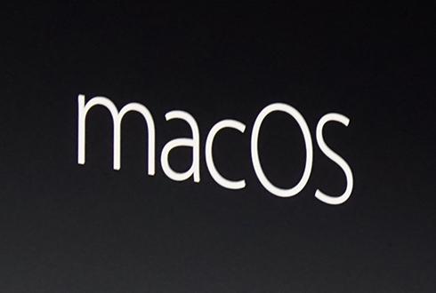[WWDC16 ①] 이름 바꾼 '맥OS', 무엇이 달라졌나?