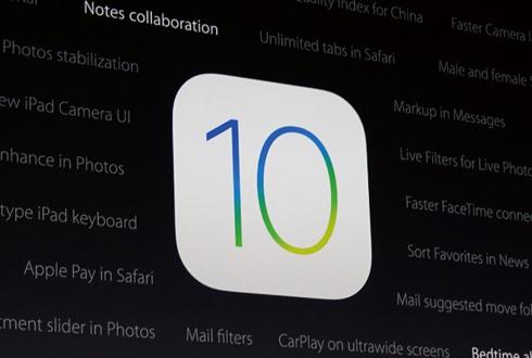[WWDC16 ③] iOS10, 모바일을 벗어나 플랫폼으로 거듭나다