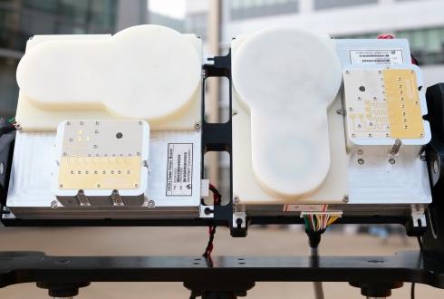 드론 공격 막는 도심형 레이더 개발