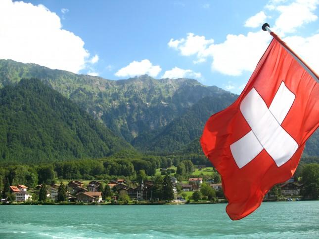 기본소득 논쟁으로 최근 화제가 된 스위스. - 위키비디어 제공