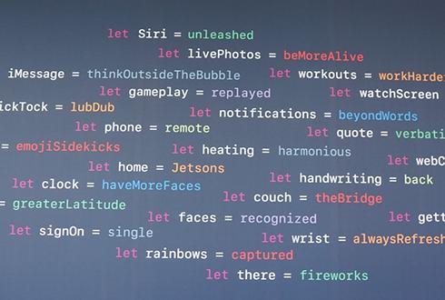 [WWDC16 ④] 애플 플랫폼의 미래를 이야기한 WWDC