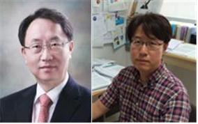 윤주헌 연세대 의과대 교수(왼쪽)와 유지환 교수 - 연세대학교 제공
