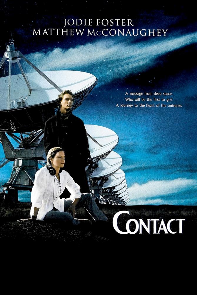일본이 최첨단 우주 탐사 장비를 제작하는 나라로 등장하는 영화 콘택트 - 워너브라더스 제공